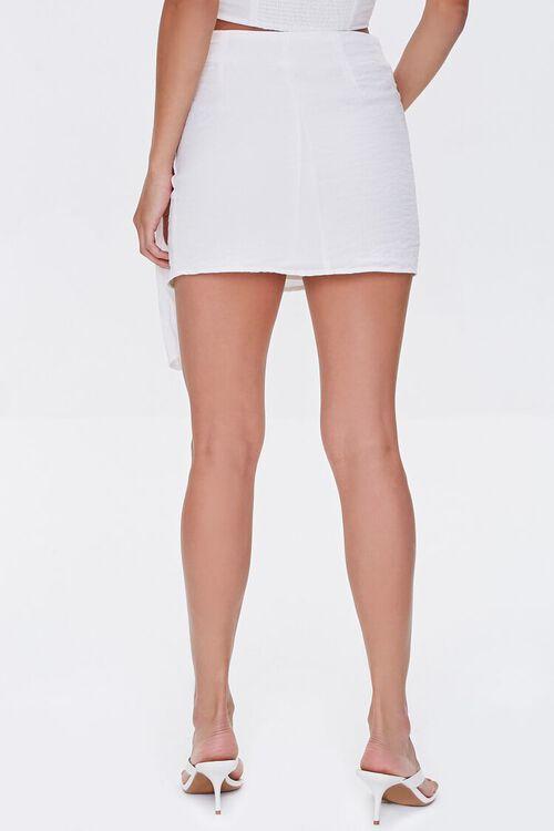 Overlay O-Ring Mini Skirt, image 4
