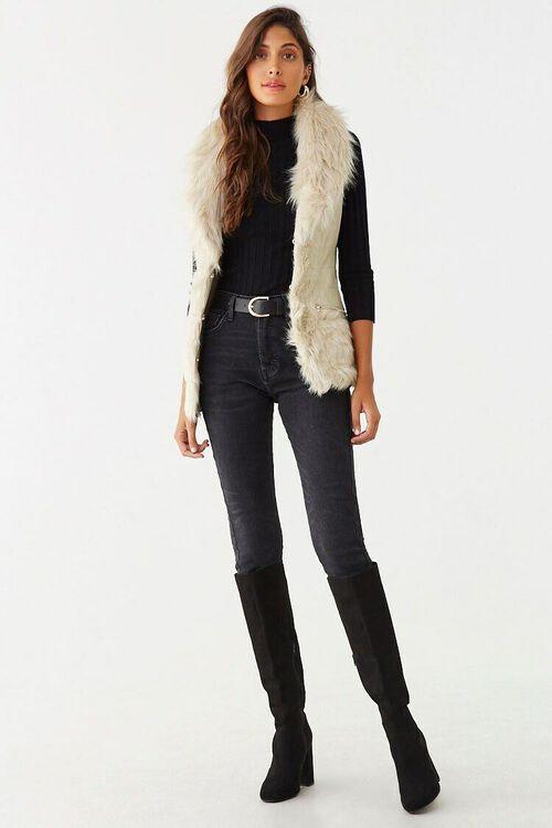Faux Fur Vest, image 4