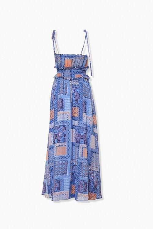 Ornate Patchwork Maxi Dress, image 3