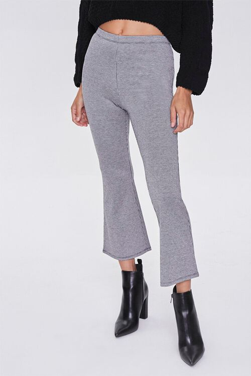Checkered Pull-Ring Pants, image 2
