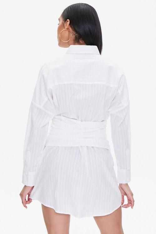 Mini Shirt Dress, image 3