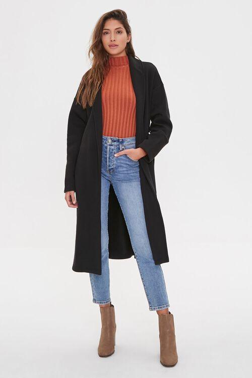 Fleece Wrap Jacket, image 4