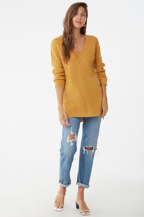 Chunky Crisscross Sweater, image 4
