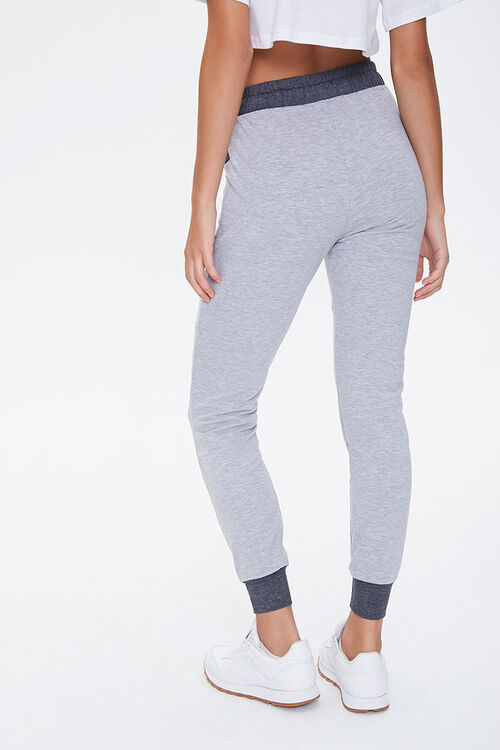 Active Heathered Knit Joggers, image 3