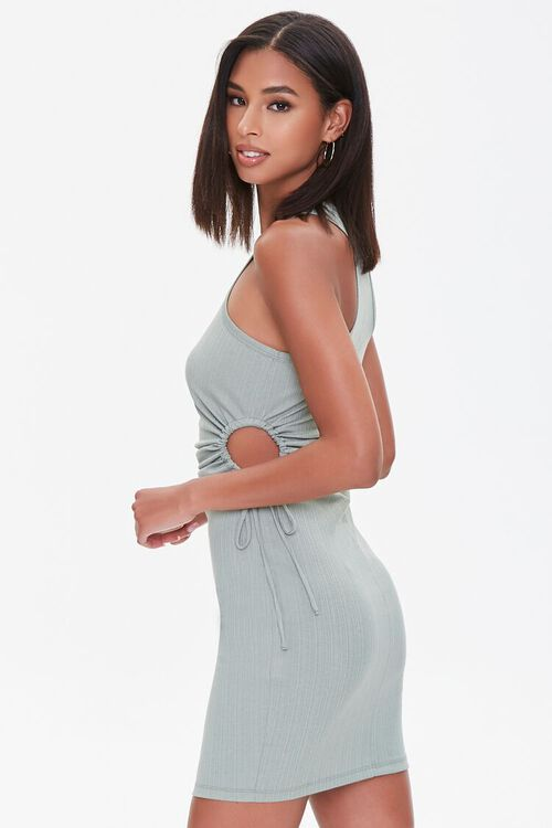 Racerback Bodycon Mini Dress, image 2