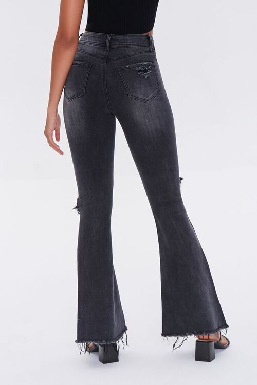 Distressed Flare Jeans, image 4