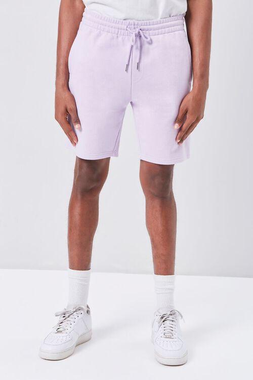 French Terry Drawstring Shorts, image 2