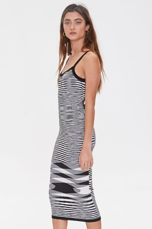 Abstract Geo Midi Dress, image 2