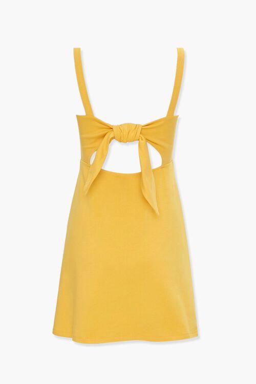 Tie-Back Skater Dress, image 3