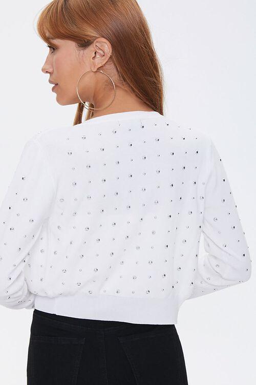 Studded Cardigan Sweater, image 3