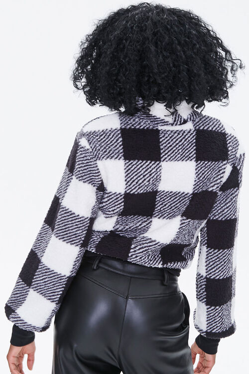 Buffalo Plaid Turtleneck Sweater, image 3