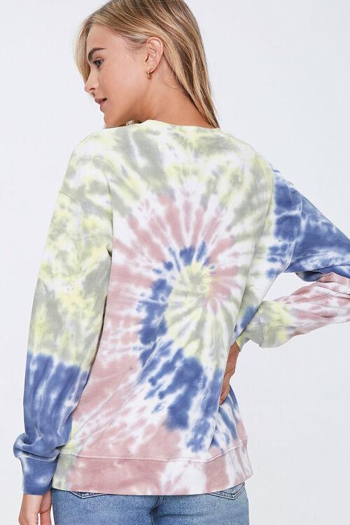 Tie-Dye Wash Sweatshirt, image 3