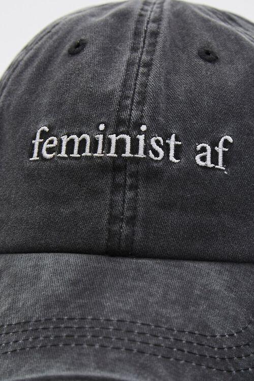 Feminist AF Baseball Cap, image 3