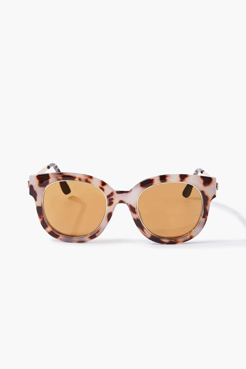 Tortoiseshell Oversized Sunglasses, image 1