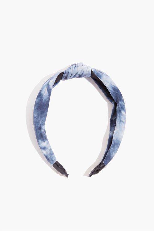 Knotted Tie-Dye Headband, image 2