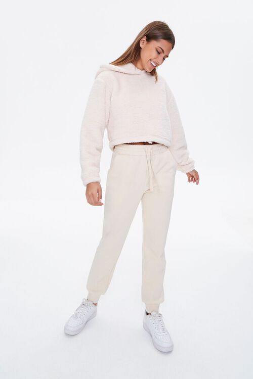 Plush Drop-Sleeve Hoodie, image 4
