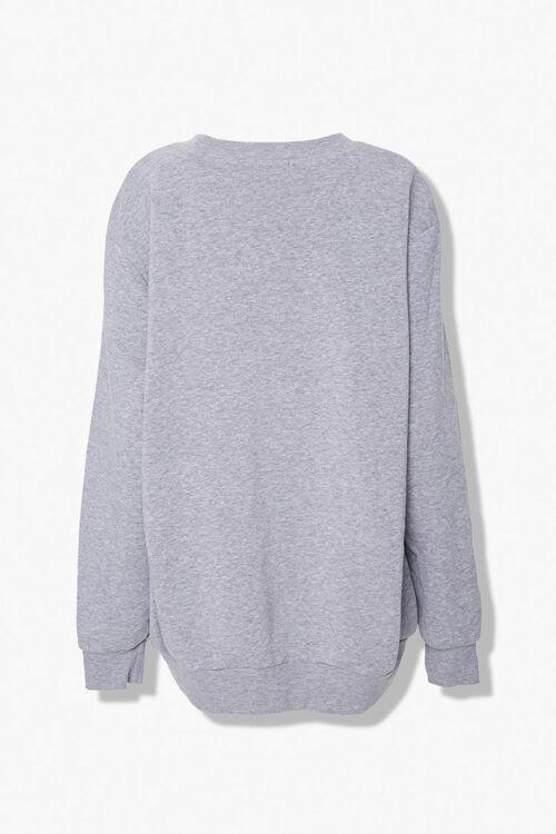 Plus Size Crew Sweatshirt Set, image 7