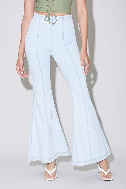 Flare High-Rise Jeans, image 2