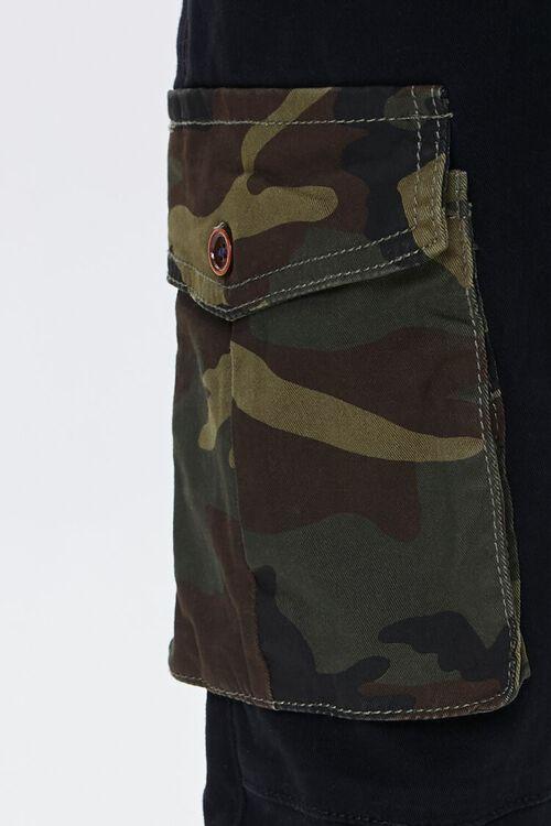 Reason Camo Cargo Jeans, image 7