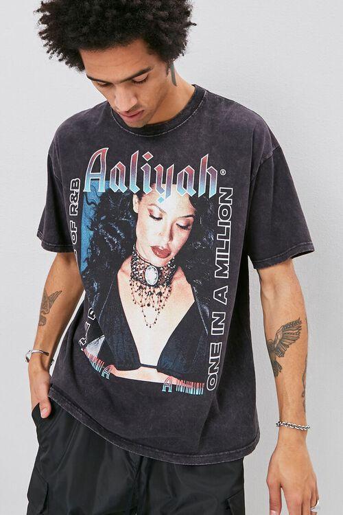 Aaliyah Graphic Tee, image 2