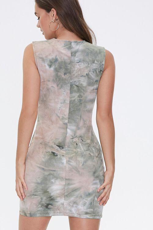 Tie-Dye Sleeveless Dress, image 3