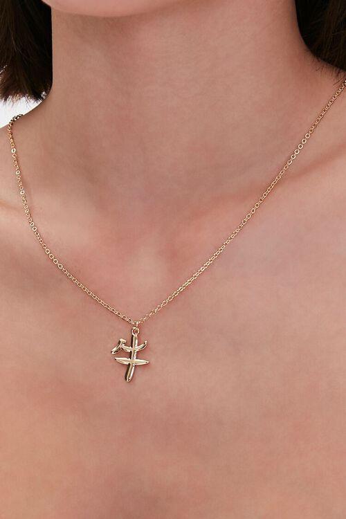 Ox Pendant Necklace, image 1