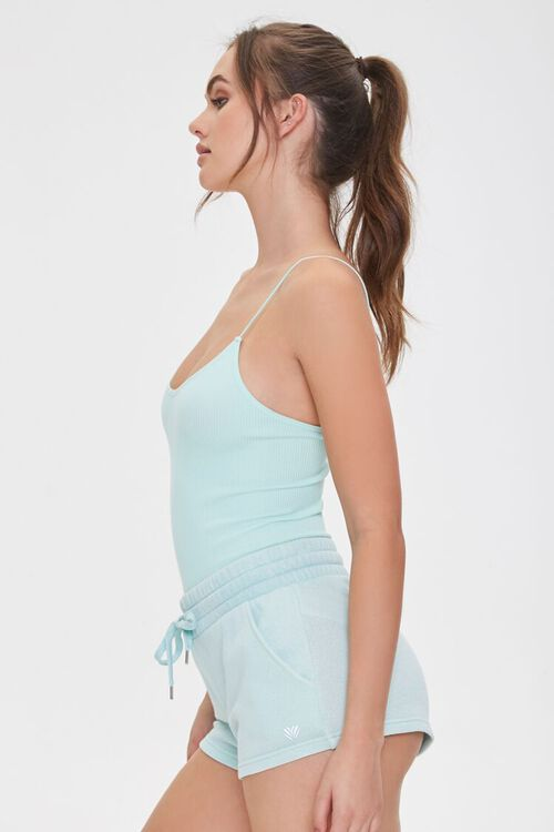 Seamless Ribbed Bodysuit, image 2