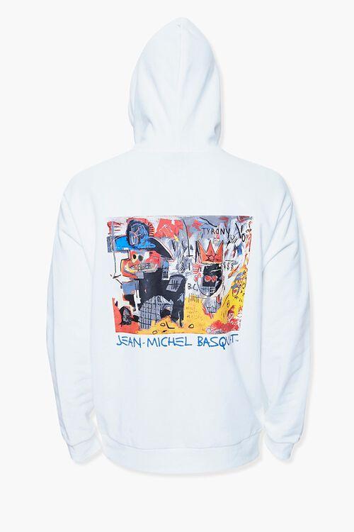 Jean-Michel Basquiat Graphic Hoodie, image 3