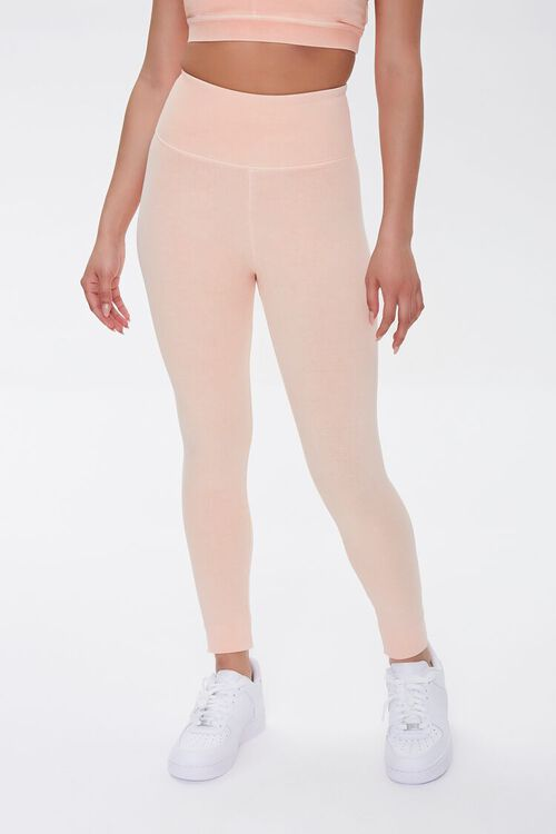 PEACH Active Mineral Wash Leggings, image 2