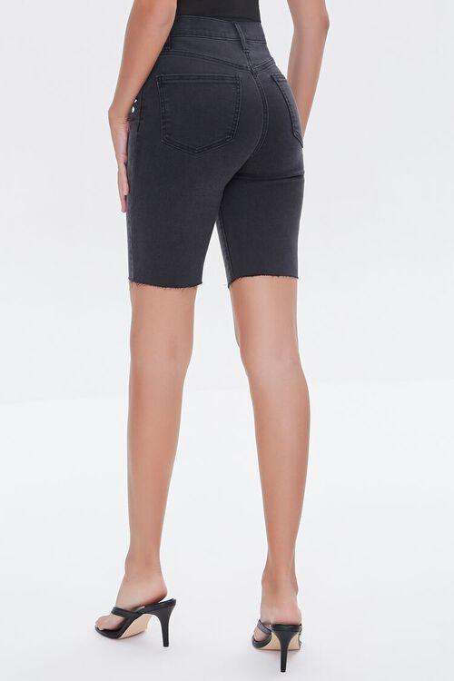 Denim Bermuda Shorts, image 4