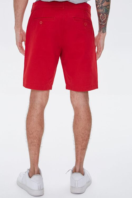 Relaxed Woven Shorts, image 4