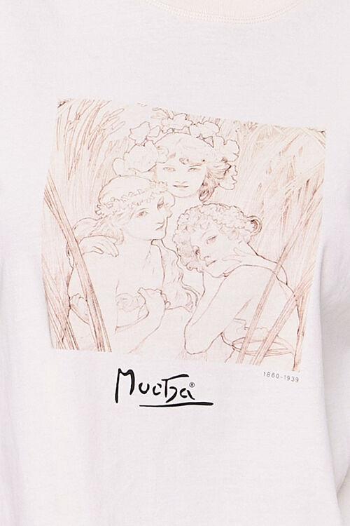 Alphonse Mucha Graphic Muscle Tee, image 5