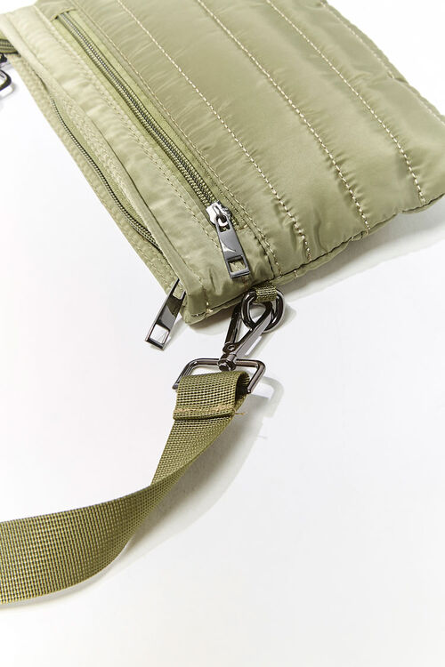 Channel-Stitched Crossbody Bag, image 3