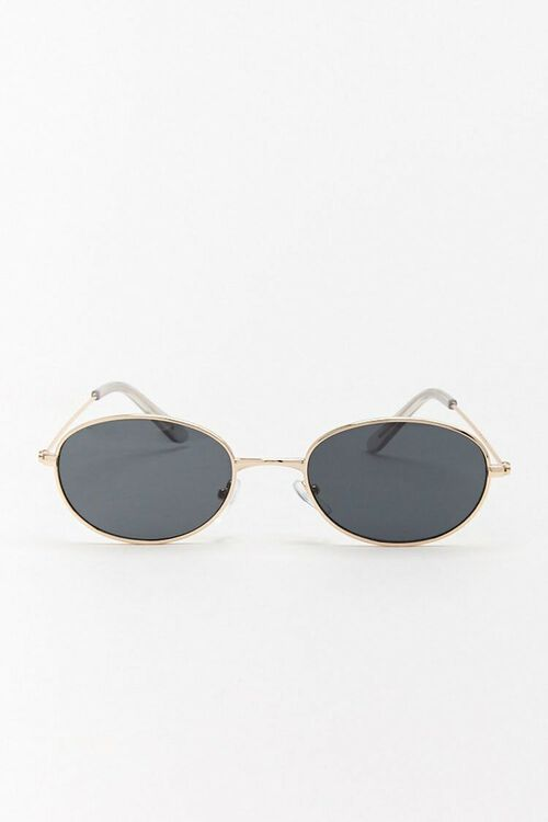 Oval Tinted Sunglasses, image 1