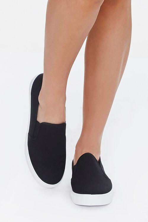 Low-Top Slip-On Sneakers, image 4