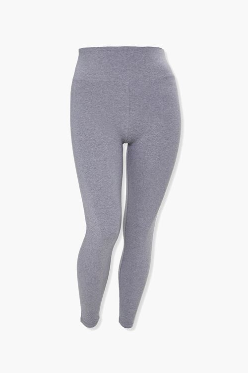 Plus Size High-Rise Leggings, image 1