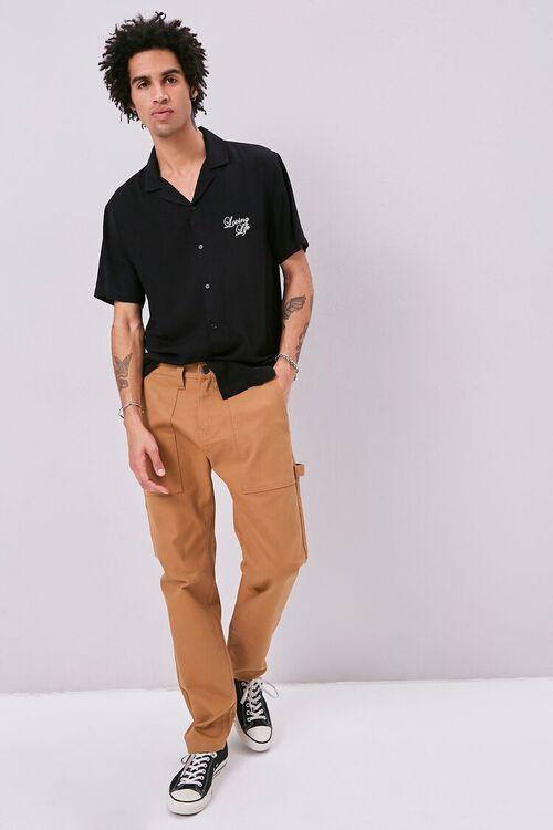 Canvas Utility Pants, image 1