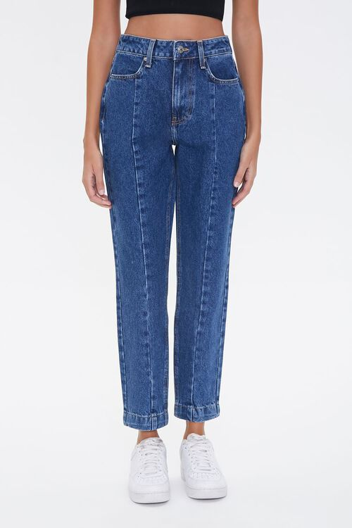 Straight-Leg Ankle Jeans, image 2