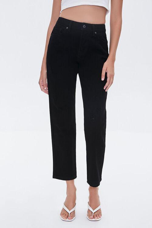 Straight-Leg Jeans, image 2