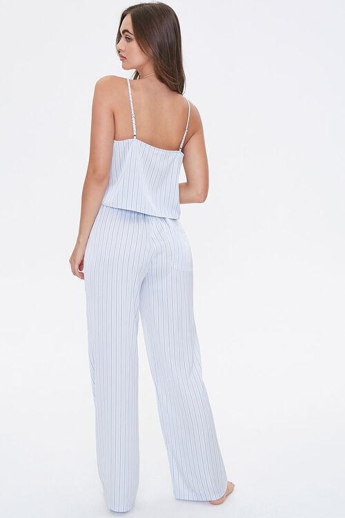Striped Cami & Pants Sleep Set, image 3