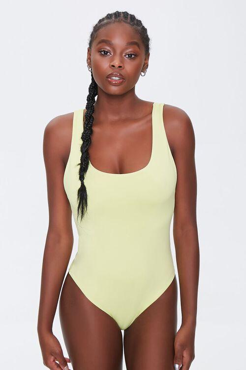 Scoop-Neck Cheeky Bodysuit, image 5
