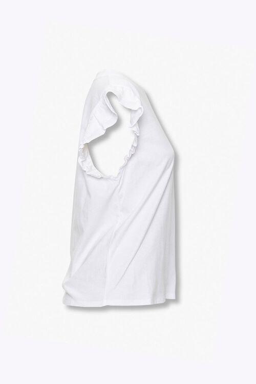 Tiered Ruffle Sleeve Top, image 2