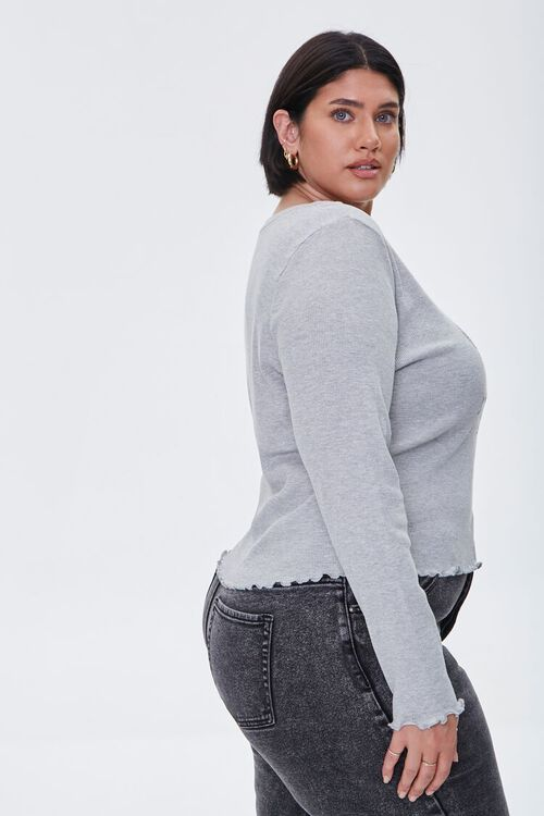 Plus Size Free Your Soul Top, image 2