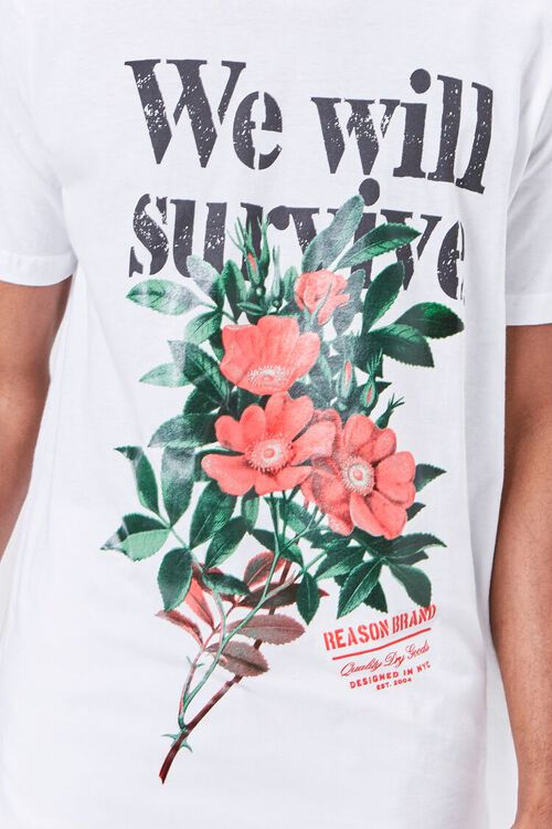 Reason We Will Survive Graphic Tee, image 5