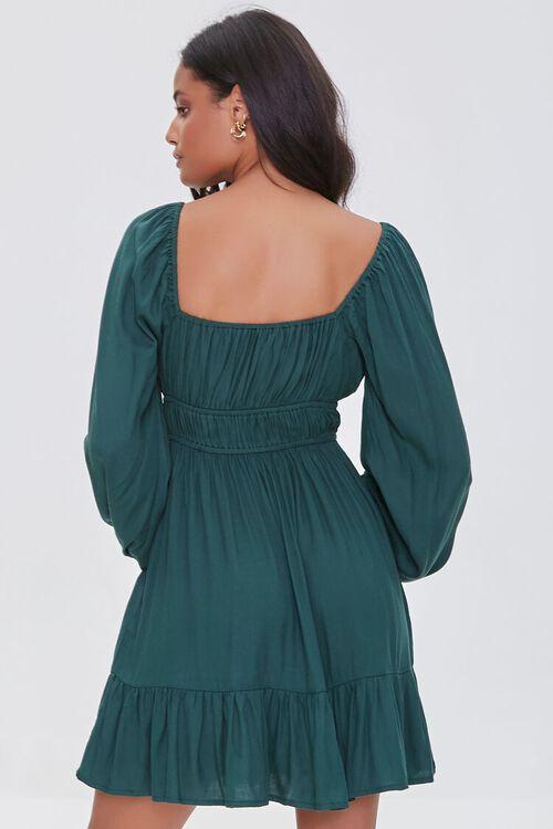 Peasant Mini Dress, image 3