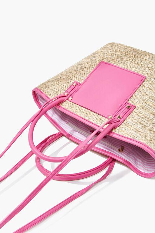 Basketwoven Tote Bag, image 4