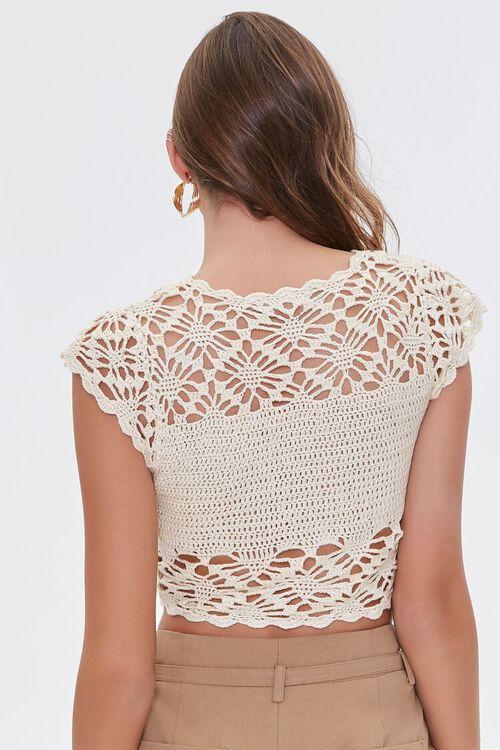 Crochet Tie-Front Top, image 3