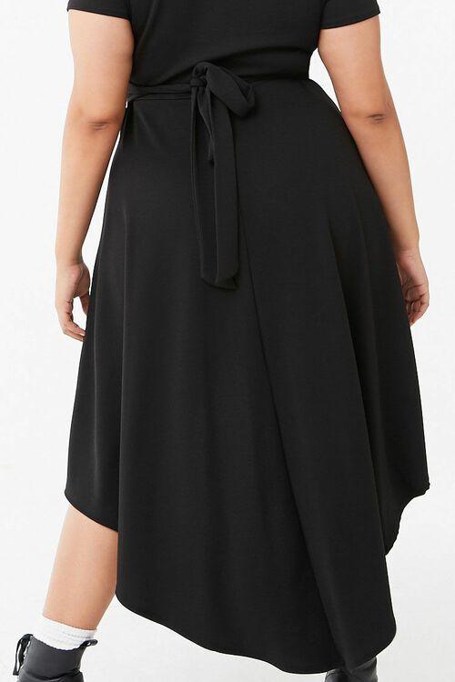 Plus Size High-Low Dress, image 5