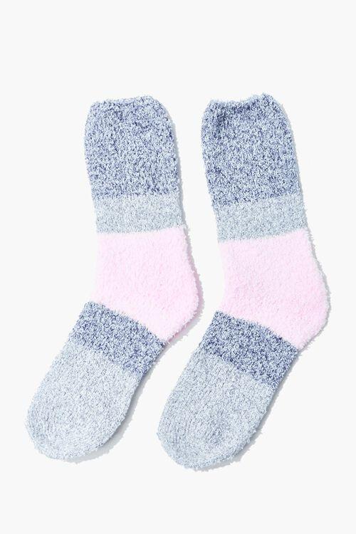 Fuzzy Crew Socks - 2 Pack, image 3