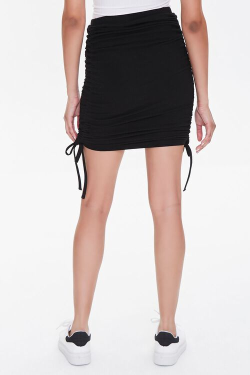 Ruched Bodycon Skirt, image 4